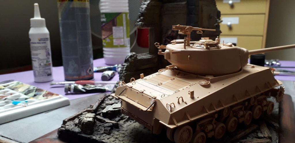 Sherman M4A3E8 easy eight de RFM AU 1/35 - Page 2 20200115