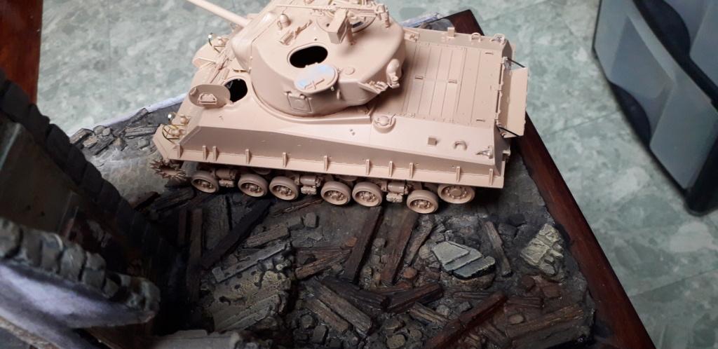 Sherman M4A3E8 easy eight de RFM AU 1/35 - Page 2 20200116