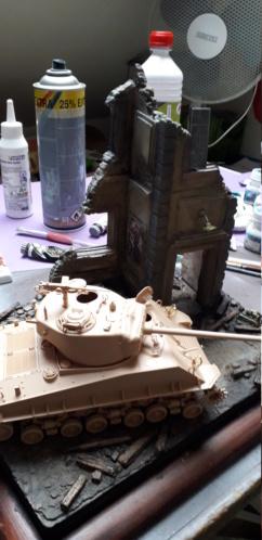 Sherman M4A3E8 easy eight de RFM AU 1/35 - Page 2 20200117