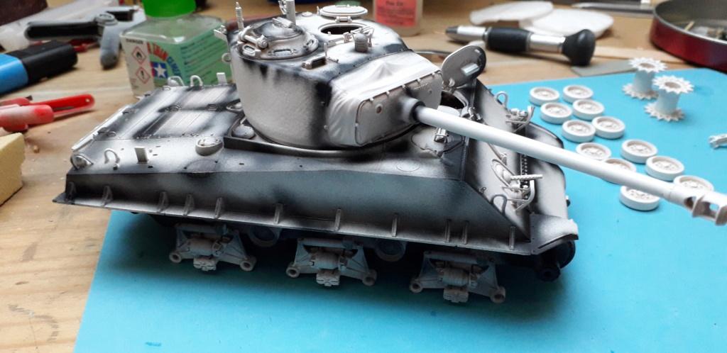 Sherman M4A3E8 easy eight de RFM AU 1/35 - Page 3 20200120