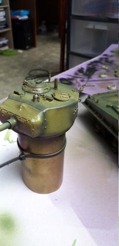 Sherman M4A3E8 easy eight de RFM AU 1/35 - Page 3 20200127
