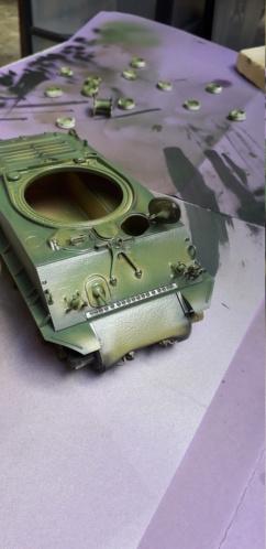 Sherman M4A3E8 easy eight de RFM AU 1/35 - Page 3 20200128