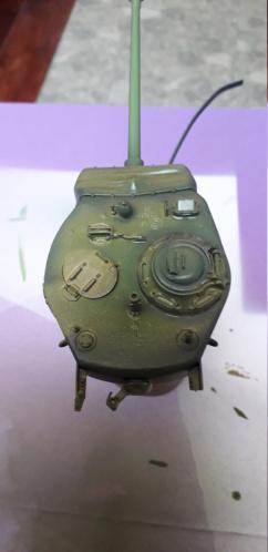 Sherman M4A3E8 easy eight de RFM AU 1/35 - Page 3 20200133