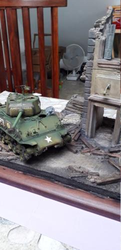 Sherman M4A3E8 easy eight de RFM AU 1/35 - Page 3 20200212