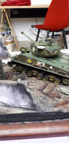 Sherman M4A3E8 easy eight de RFM AU 1/35 - Page 3 20200213