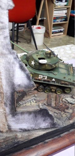 Sherman M4A3E8 easy eight de RFM AU 1/35 - Page 3 20200214