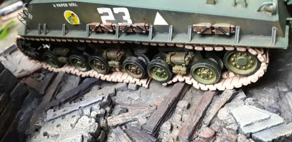 Sherman M4A3E8 easy eight de RFM AU 1/35 - Page 4 20200221