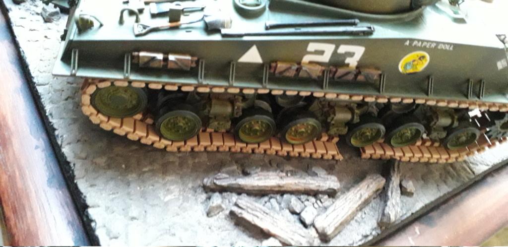 Sherman M4A3E8 easy eight de RFM AU 1/35 - Page 4 20200223