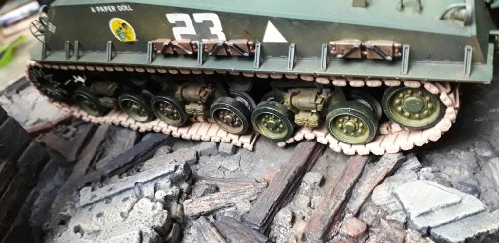Sherman M4A3E8 easy eight de RFM AU 1/35 - Page 4 20200224