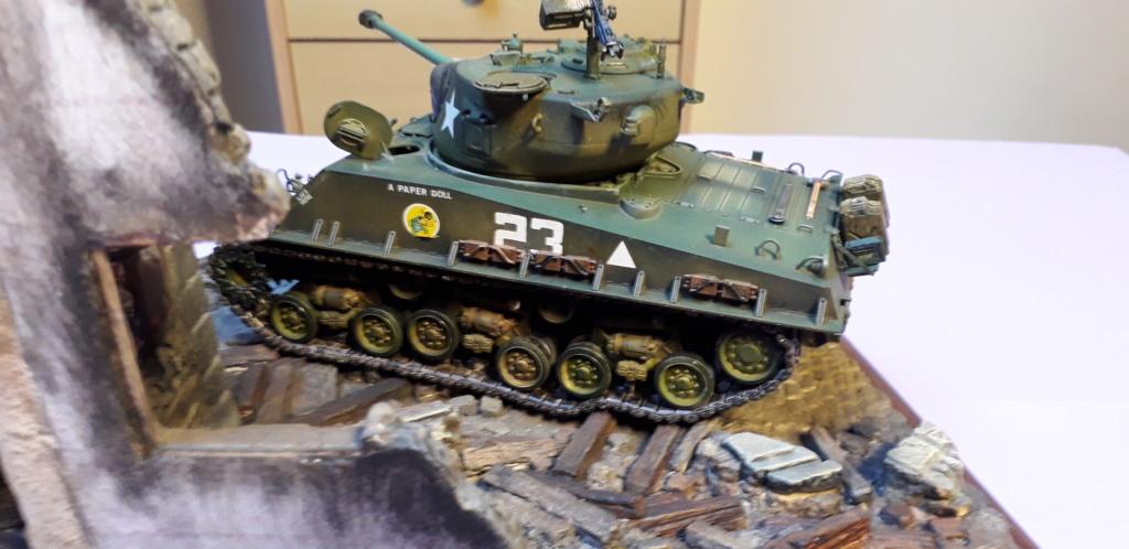 Sherman M4A3E8 easy eight de RFM AU 1/35 - Page 4 20200232