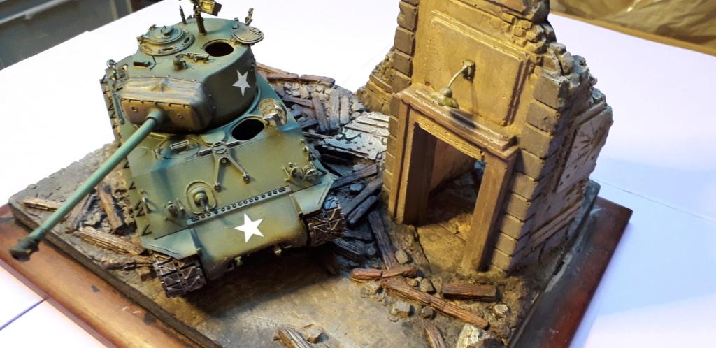 Sherman M4A3E8 easy eight de RFM AU 1/35 - Page 4 20200234