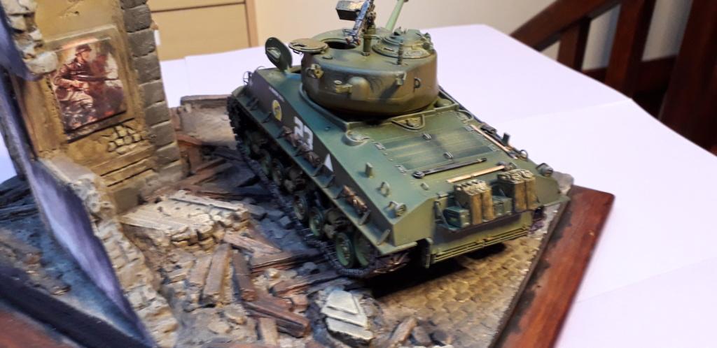 Sherman M4A3E8 easy eight de RFM AU 1/35 - Page 4 20200239