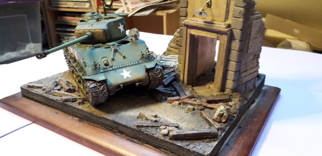 Sherman M4A3E8 easy eight de RFM AU 1/35 - Page 4 20200240