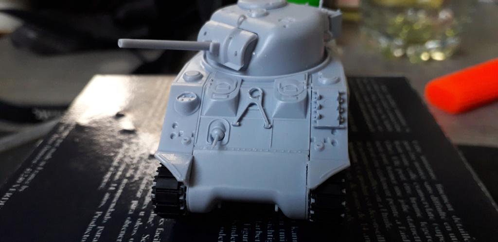 Sherman M4A2 au 1/72 de Heller  20200329