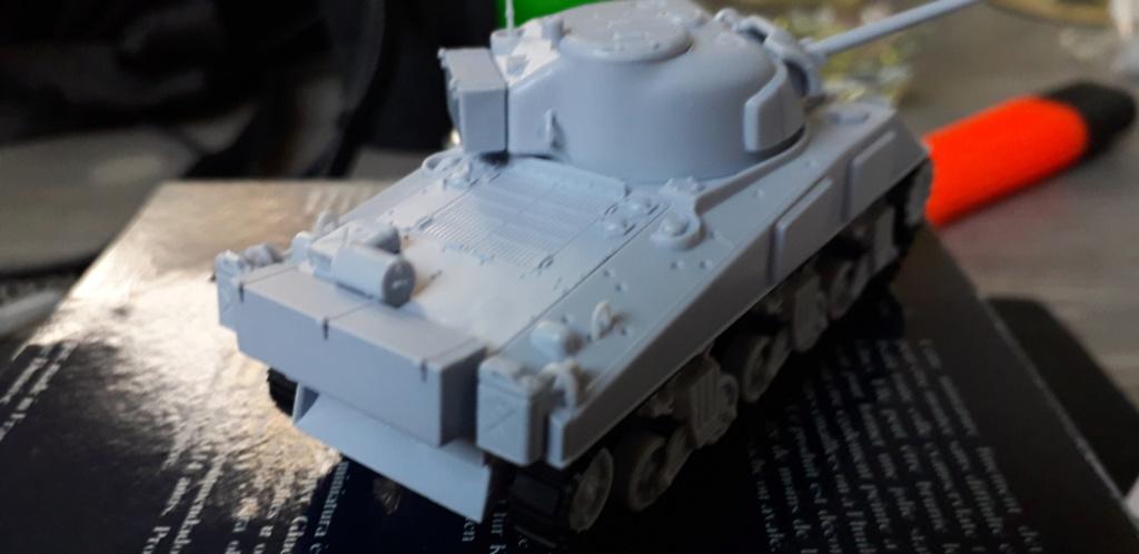 Sherman M4A2 au 1/72 de Heller  20200331