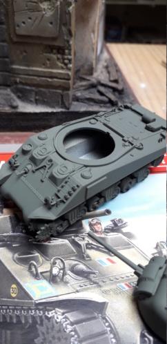 Sherman M4A2 au 1/72 de Heller  - Page 2 20200354