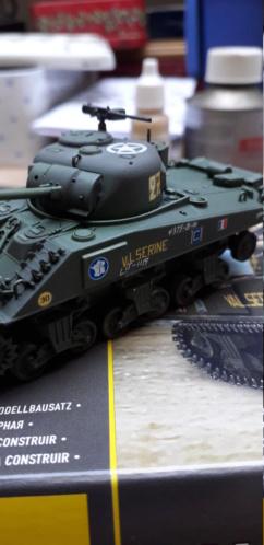 Sherman M4A2 au 1/72 de Heller  - Page 2 20200366