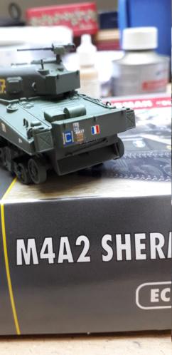 Sherman M4A2 au 1/72 de Heller  - Page 2 20200368