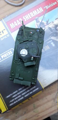 Sherman M4A2 au 1/72 de Heller  - Page 2 20200369