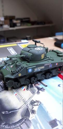 Sherman M4A2 au 1/72 de Heller  - Page 2 20200370
