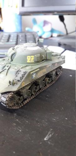 Sherman M4A2 au 1/72 de Heller  - Page 2 20200413