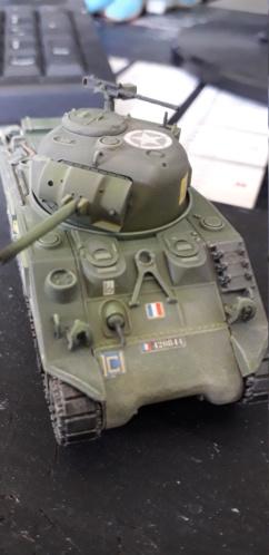Sherman M4A2 au 1/72 de Heller  - Page 2 20200414