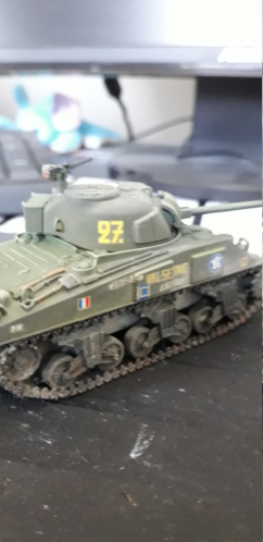 Sherman M4A2 au 1/72 de Heller  - Page 2 20200415