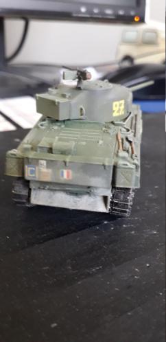 Sherman M4A2 au 1/72 de Heller  - Page 2 20200418