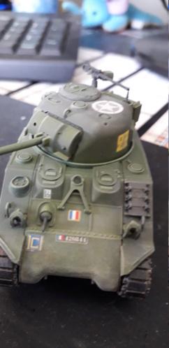 Sherman M4A2 au 1/72 de Heller  - Page 2 20200419