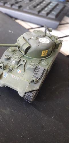 Sherman M4A2 au 1/72 de Heller  - Page 2 20200420