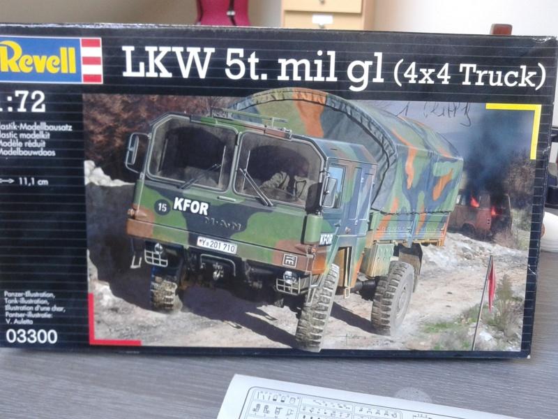 LKW 5t. mil gl (4×4 truck) au 1/72 de Revel Img_2106