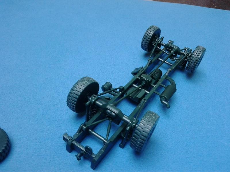 LKW 5t. mil gl (4×4 truck) au 1/72 de Revel Img_2119