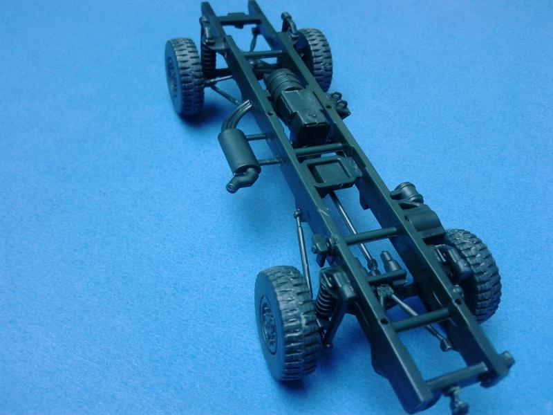 LKW 5t. mil gl (4×4 truck) au 1/72 de Revel Img_2122