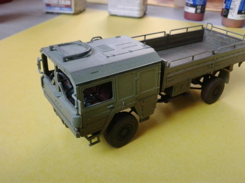 LKW 5t. mil gl (4×4 truck) au 1/72 de Revel - Page 2 Img_2135