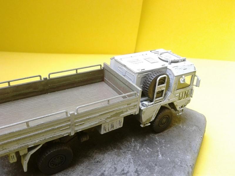 LKW 5t. mil gl (4×4 truck) au 1/72 de Revel - Page 2 Img_2140