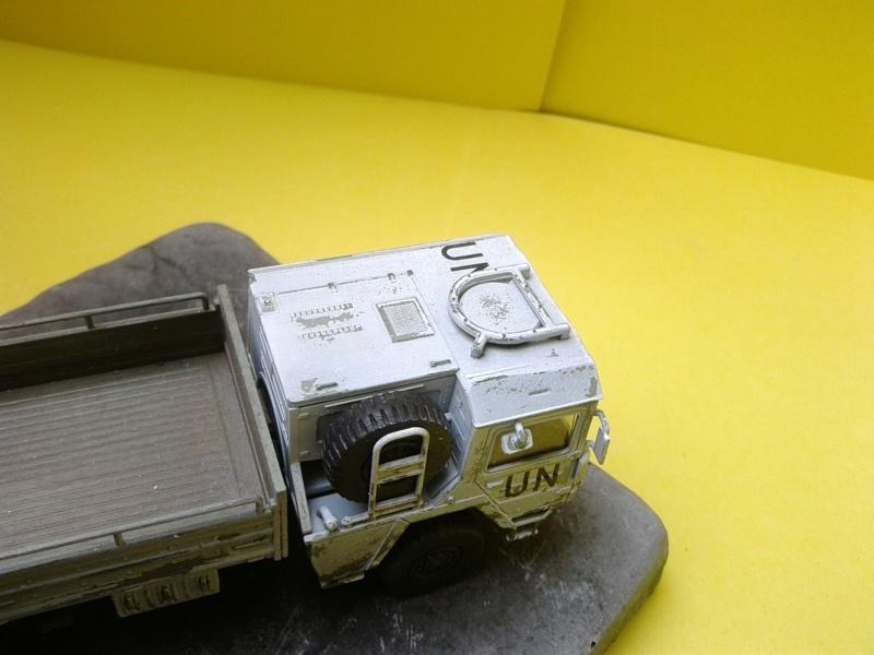 LKW 5t. mil gl (4×4 truck) au 1/72 de Revel - Page 2 Img_2142