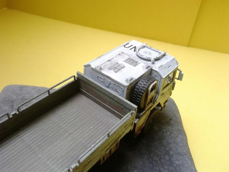 LKW 5t. mil gl (4×4 truck) au 1/72 de Revel - Page 2 Img_2146