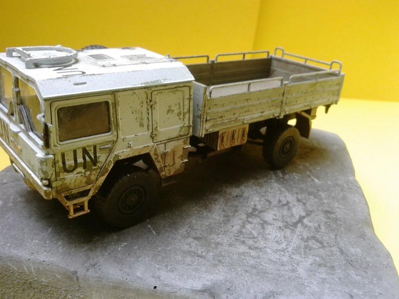 LKW 5t. mil gl (4×4 truck) au 1/72 de Revel - Page 2 Img_2147