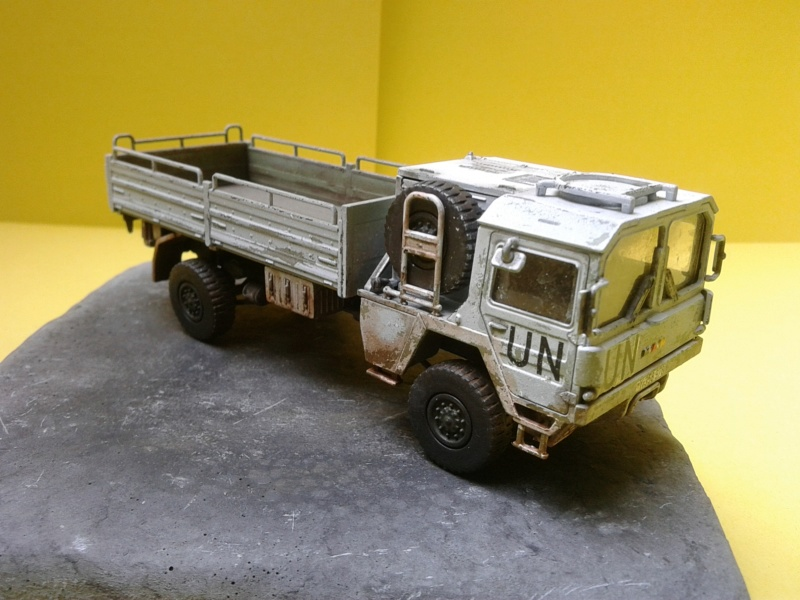 LKW 5t. mil gl (4×4 truck) au 1/72 de Revel - Page 2 Img_2148
