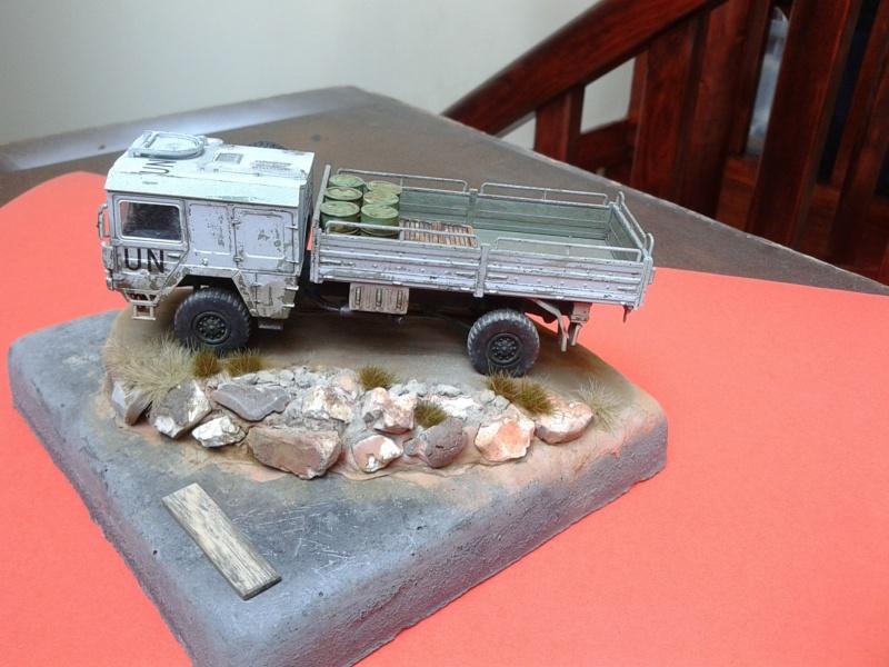 LKW 5t. mil gl (4×4 truck) au 1/72 de Revel - Page 2 Img_2149