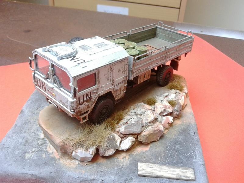 LKW 5t. mil gl (4×4 truck) au 1/72 de Revel - Page 2 Img_2151