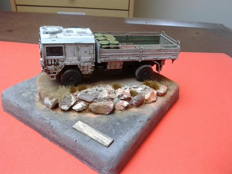LKW 5t. mil gl (4×4 truck) au 1/72 de Revel - Page 2 Img_2153