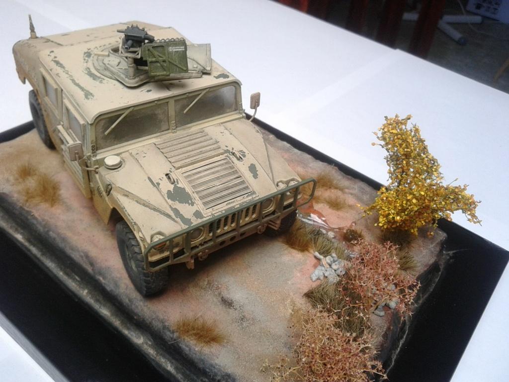 M1025 Humvee au 1/35 de tamiya - Page 2 Img_2190