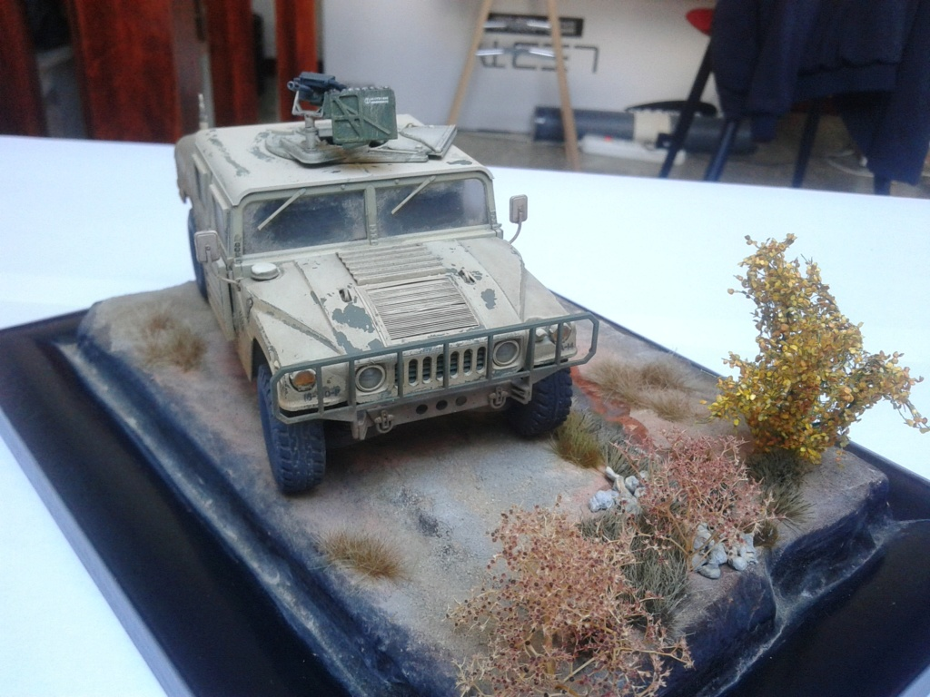 M1025 Humvee au 1/35 de tamiya - Page 2 Img_2194