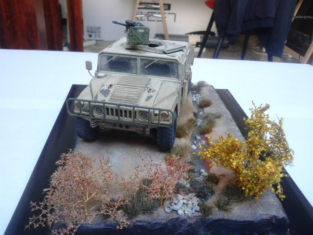 M1025 Humvee au 1/35 de tamiya - Page 2 Img_2195