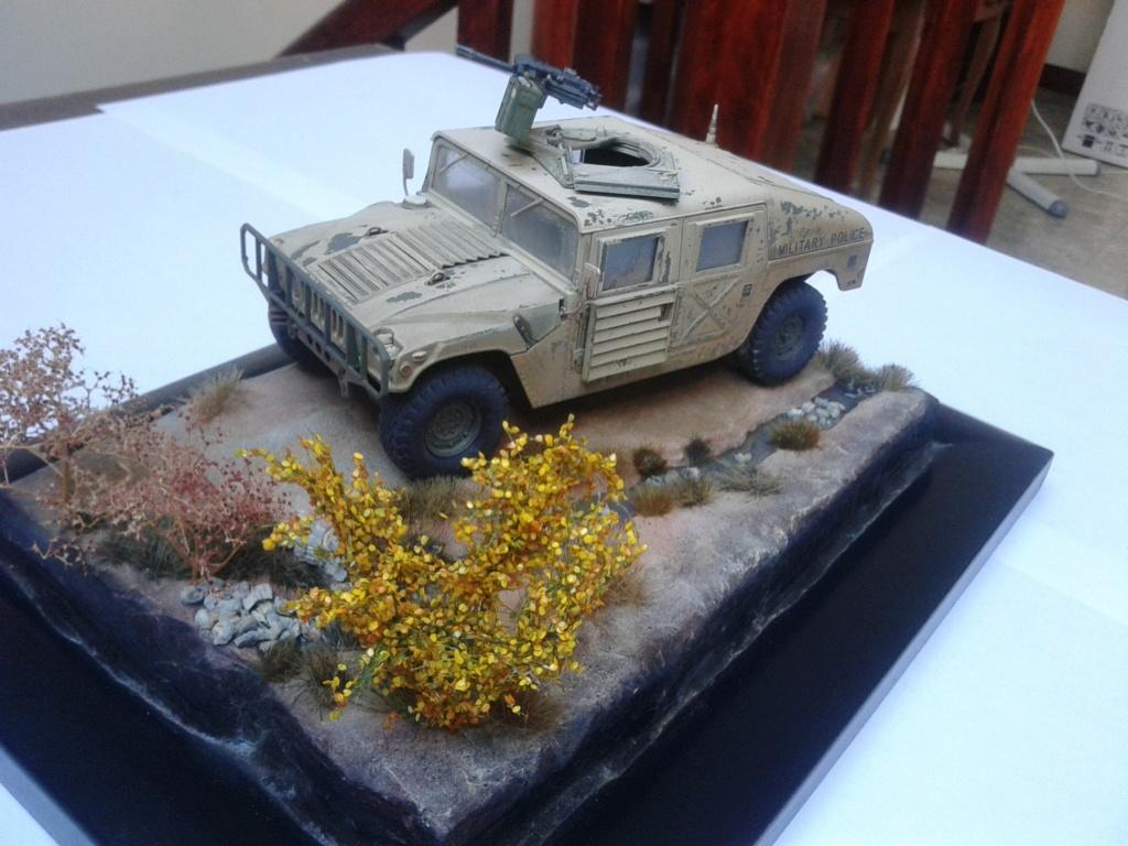M1025 Humvee au 1/35 de tamiya - Page 2 Img_2196
