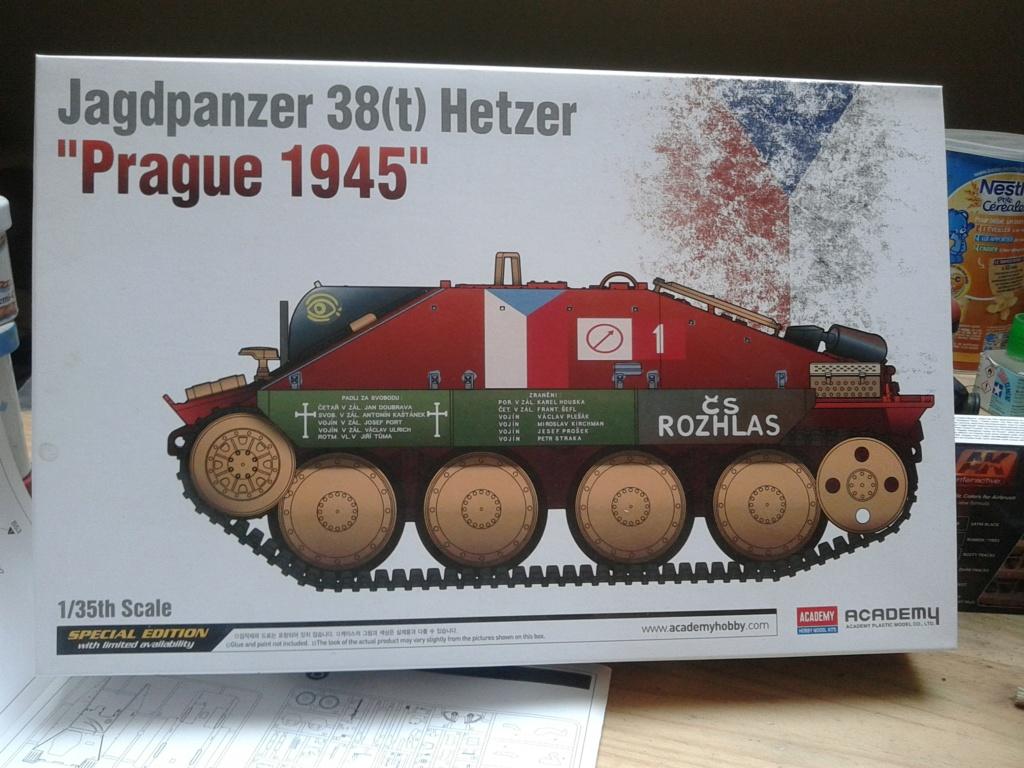 Jagdpanzer 38t Hetzer au 1/35 de Academy  Img_2197