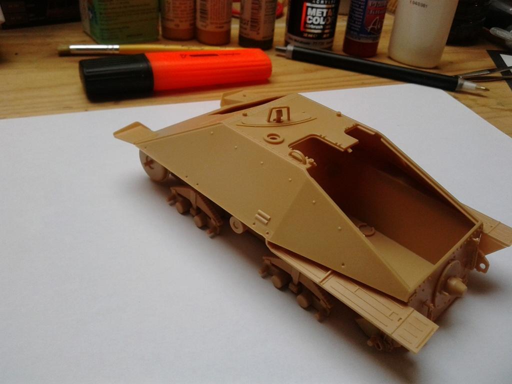 Jagdpanzer 38t Hetzer au 1/35 de Academy  Img_2198