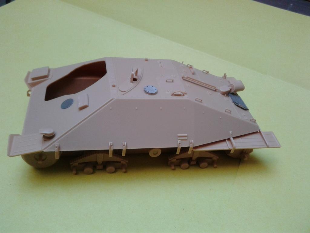 Jagdpanzer 38t Hetzer au 1/35 de Academy  Img_2205