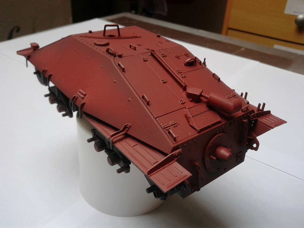 Jagdpanzer 38t Hetzer au 1/35 de Academy  Img_2211